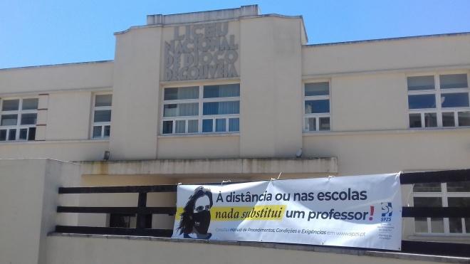 SPZS acompanhou reabertura das escolas secundárias