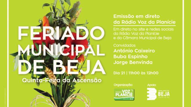 Feriado Municipal de Beja celebrado com emissão especial no Castelo
