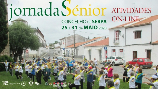 Jornadas Sénior 2020 de Serpa terminam hoje