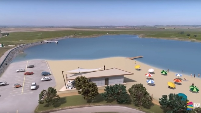 Beja: Câmara abre concurso para concessões na Praia Fluvial dos Cinco Reis