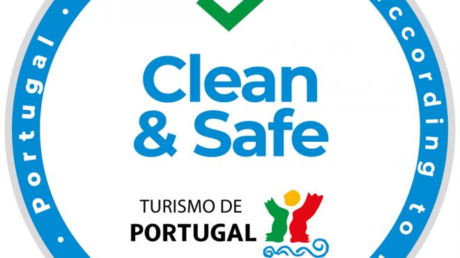 Posto de Turismo de Vidigueira com selo Clean&Safe