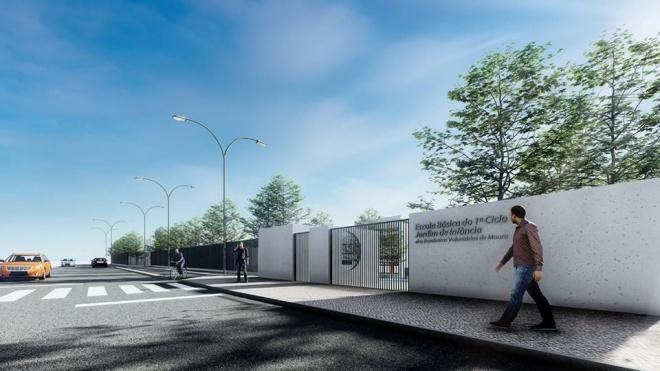Moura: investimento superior a 2M€ no Centro Escolar