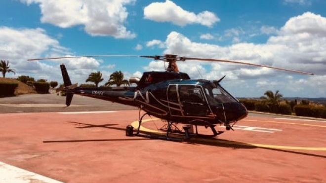 Helicóptero de combate aos incêndios rurais já está em Ourique