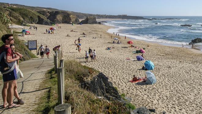 Câmara de Odemira implementa medidas para as praias do concelho