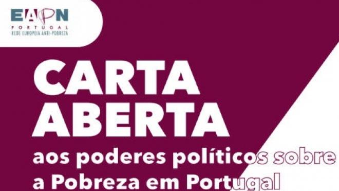 """EAPN Portugal: diz que pobreza é """"prioridade das prioridades"""""""