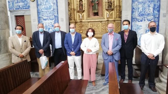 Secretária de Estado do Turismo quer Caminhos de Santiago a Património da Humanidade