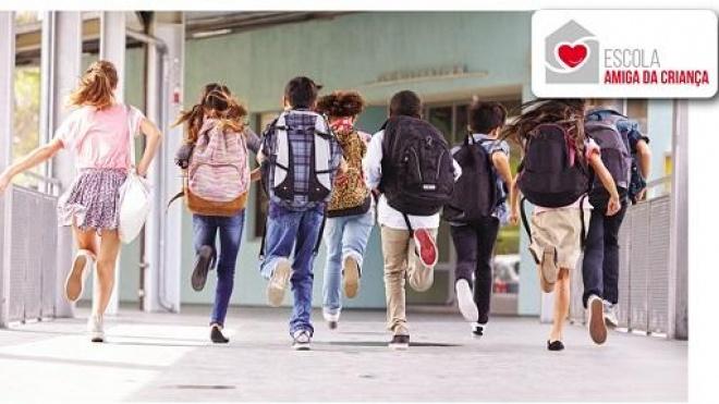 4 Escolas do Distrito de Beja querem ser uma Escola Amiga da Criança