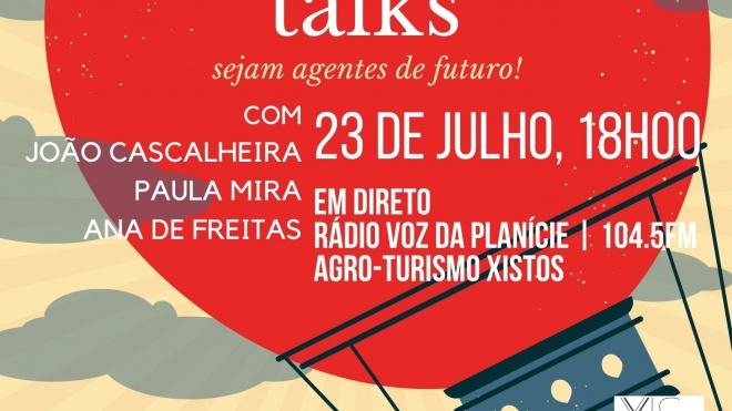 "IISBA: a primeira ""Fenix Talks"" realiza-se hoje"
