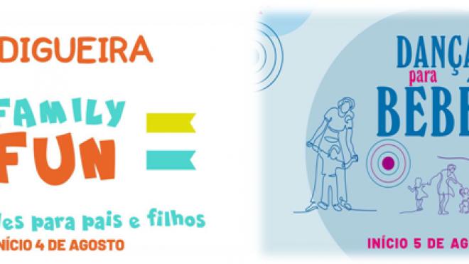 Câmara de Vidigueira promove atividades para famílias em agosto