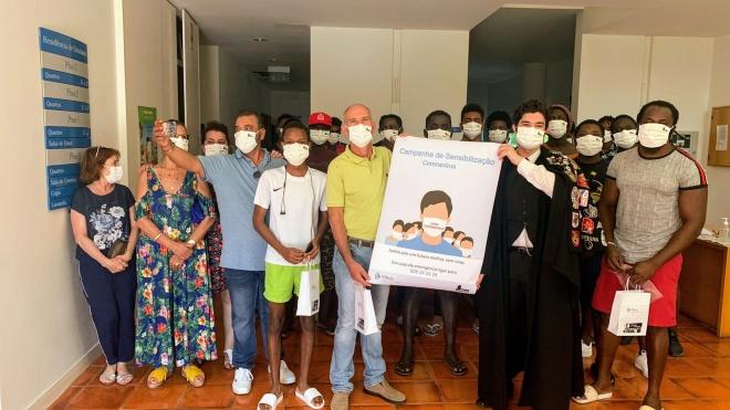 IPBeja promoveu campanha de sensibilização nas residências de estudantes