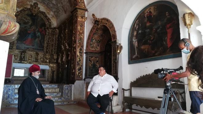 """Programa """"Caminhos"""" da RTP2 esteve no concelho de Cuba"""