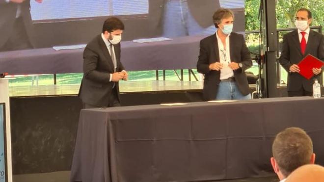 Beja assinou Acordo de Colaboração para Remoção de Amianto nas Escolas