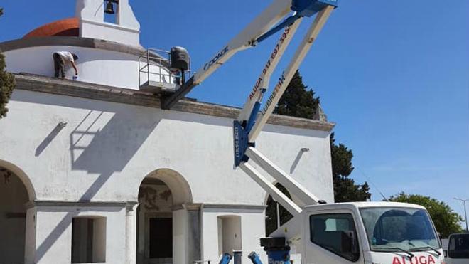 Câmara de Beja já iniciou obras na Ermida de São Pedro