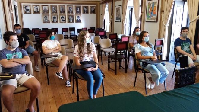 Vidigueira: Nova equipa de jovens já iniciou trabalhos de conservação do património