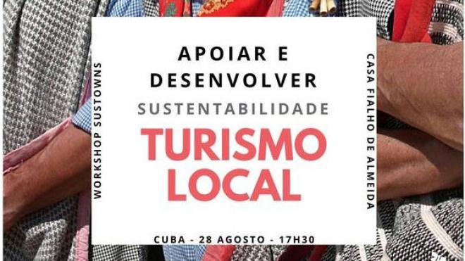 """Cuba: oficina de trabalho para """"apoiar e desenvolver o setor turístico local"""""""
