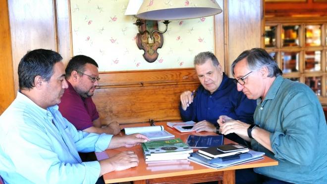 """OBA realizou a 1ª reunião com a """"Direção do Corredor do Sudoeste Ibérico"""""""