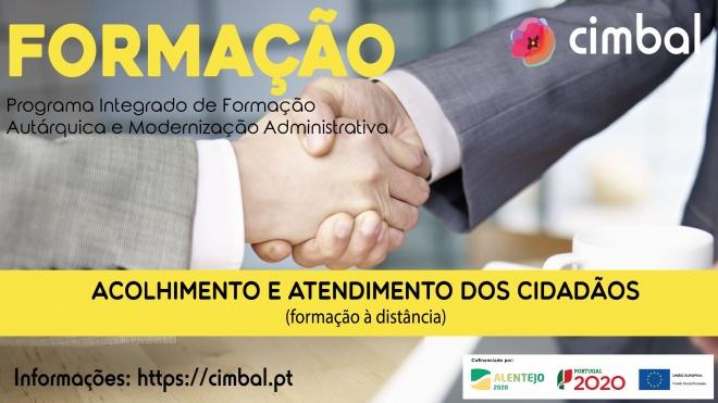 CIMBAL promove ações de formação para trabalhadores da autarquia