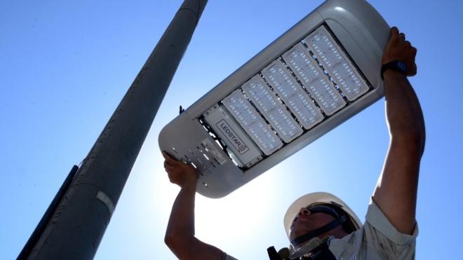 Câmara de Castro Verde reforça iluminação pública LED