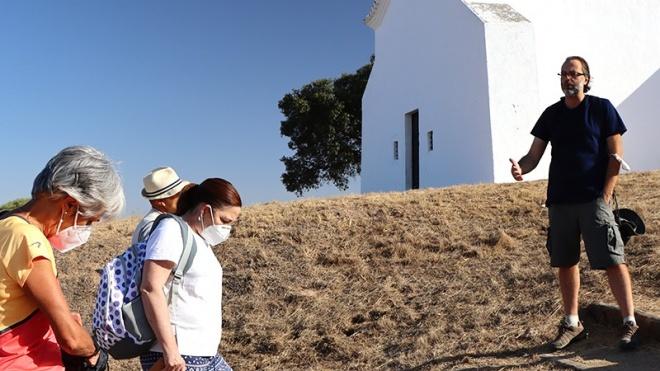 """Expedição """"Tour de Autor"""" visitou Castro Verde"""