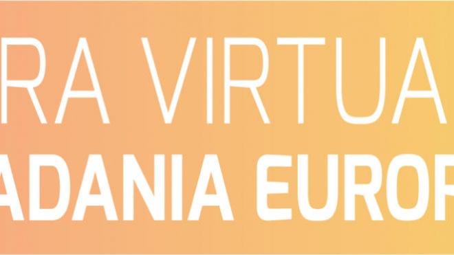 Feira Virtual de Cidadania Europeia hoje e amanhã