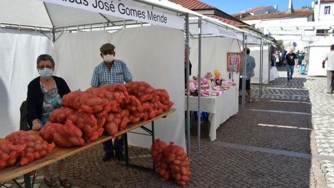 Aljustrel: Mercado de Pequenos Produtores e Artesão regressa neste sábado