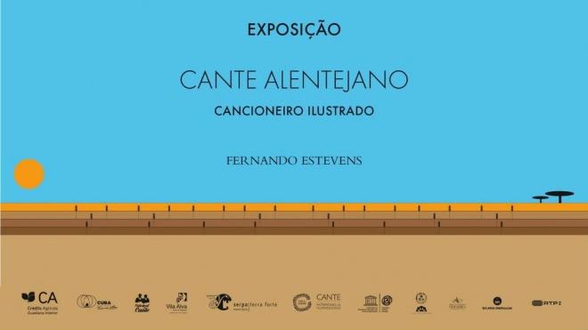 Exposição: Cante Alentejano – Cancioneiro Ilustrado na Casa do Alentejo em Lisboa
