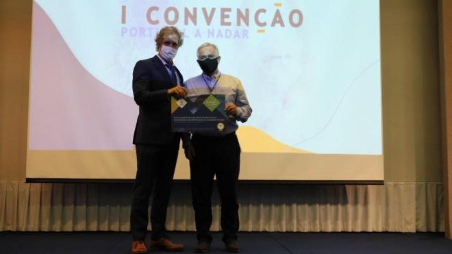 Zona Azul de Beja: na Convenção da Federação Portuguesa de Natação