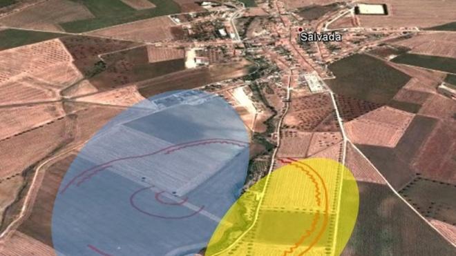 Chão Nosso: denuncia destruição de património arqueológico em Salvada