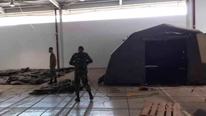 Beja prepara 24 camas de retaguarda no combate à Covid-19
