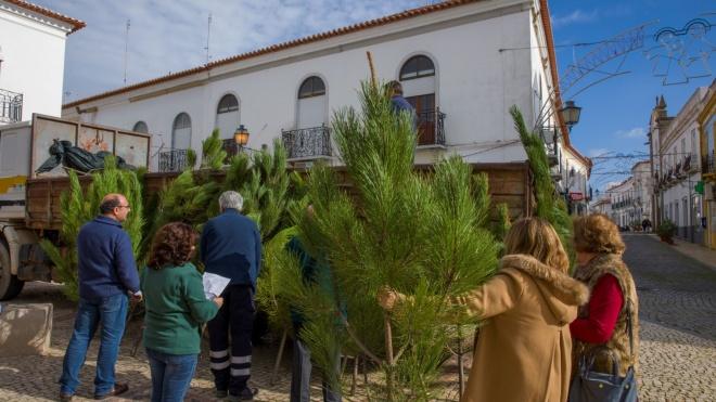 Em Moura já se prepara o Natal 2020
