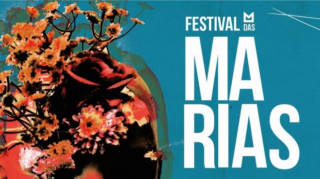 1º Festival das Marias no Brasil: reuniu diversas protagonistas femininas do mundo das artes