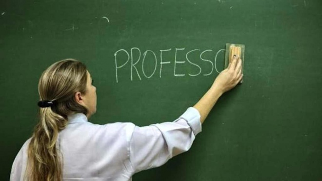 """CNE: """"maioria dos docentes tem pelo menos 50 anos (quase não há abaixo de 30)"""""""