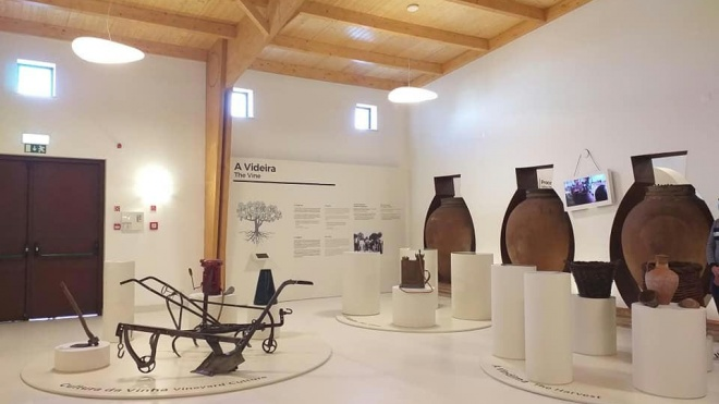 Vila de Frades: Centro Interpretativo do Vinho de Talha