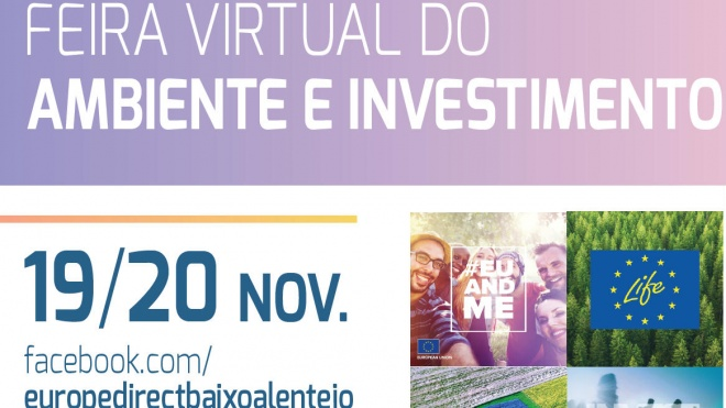 Europe Direct: Feira Virtual do Ambiente e Investimento