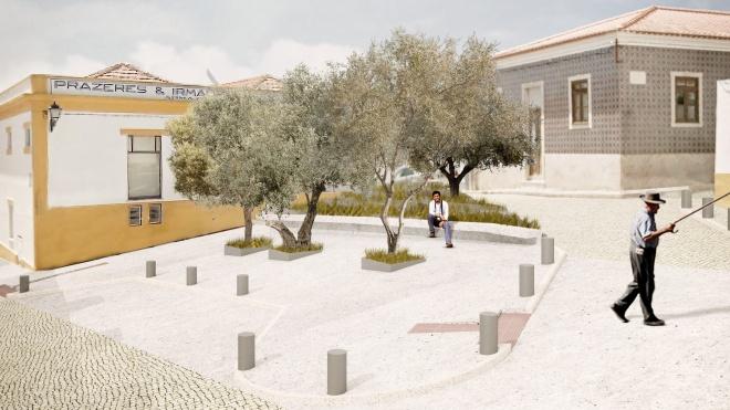 """Castro Verde """"requalifica centro da vila num investimento de 708 mil euros"""""""