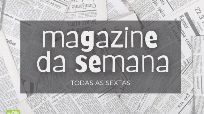 """""""Magazine da Semana"""" tem como comentador João Português"""