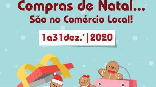 Aljustrel: campanha de Natal para dinamizar comércio local com vários sorteios