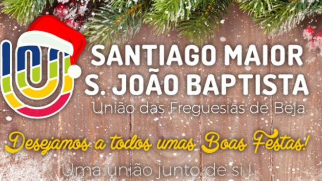 """UF de Beja de Santiago Maior e São João Baptista volta a atribuir """"Cheques Natal"""""""