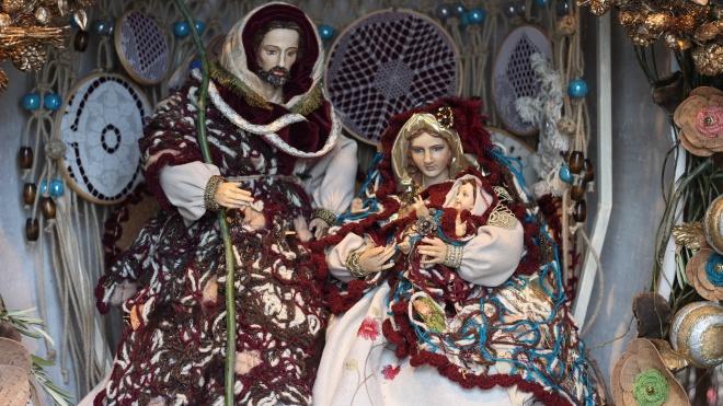 Santa Casa da Misericórdia de Beja convida a visitar o seu Presépio
