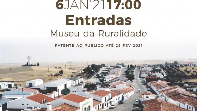 Museu da Ruralidade em Entradas inaugura nova exposição a 6 de janeiro