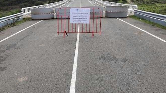 Serpa: Câmara informa que EM540 está encerrada ao trânsito