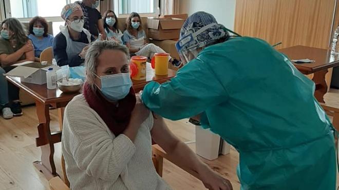 """Serpa: Câmara refere que """"plano de vacinação contra Covid-19 avança no concelho"""""""