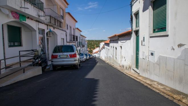 Moura: projeto da ligação da Rua das Hortas à Rua do Areeiro aprovada