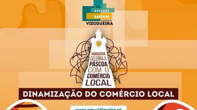 Vidigueira celebra a páscoa com o comércio local