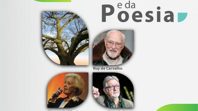 Dia Mundial da Árvore e da Poesia assinalados com evento on-line