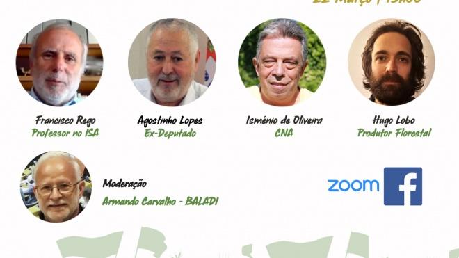 CNA promove debate online: PRR - Que futuro para a Floresta multifuncional e de uso múltiplo?
