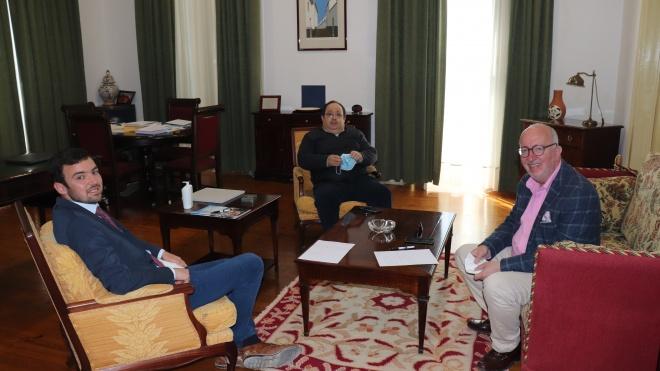 Presidente da CCDR Alentejo visitou obras em Ourique