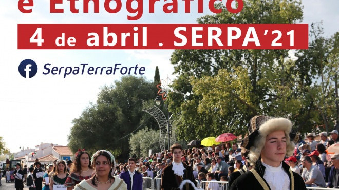 Serpa comemora 4 décadas de Cortejo Histórico e Etnográfico
