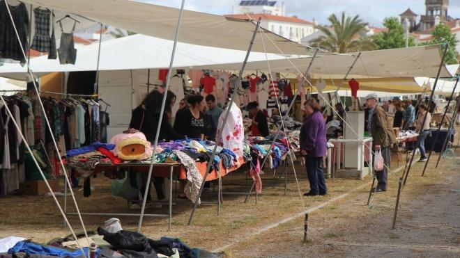 Castro Verde: Mercado Mensal é retomado na quarta-feira dia 7