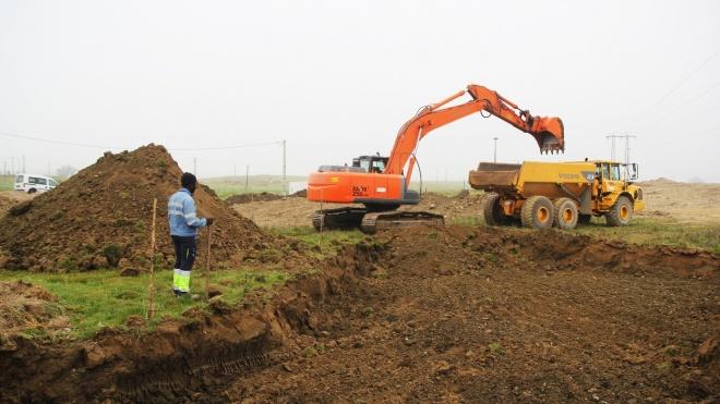 Castro Verde: investe cerca de 2 milhões de euros em obras na Zona Empresarial